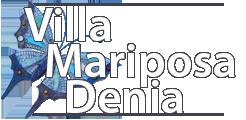 Villa Mariposa Denia Costa Blanca